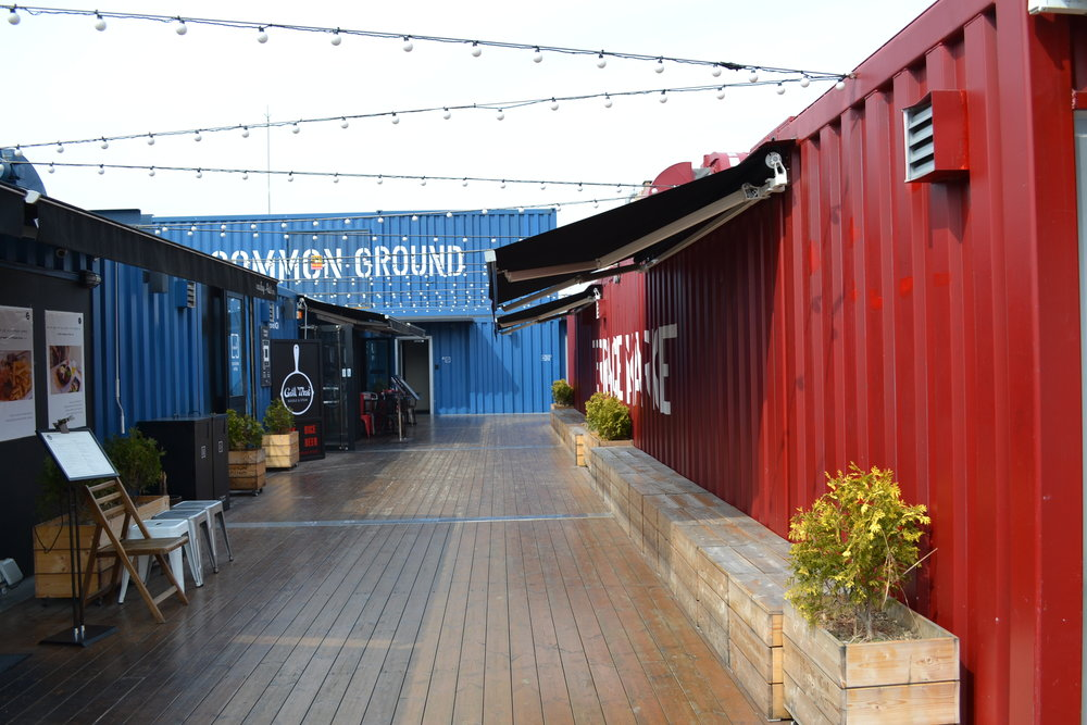 Things to do in Korea - Common Ground in Seoul