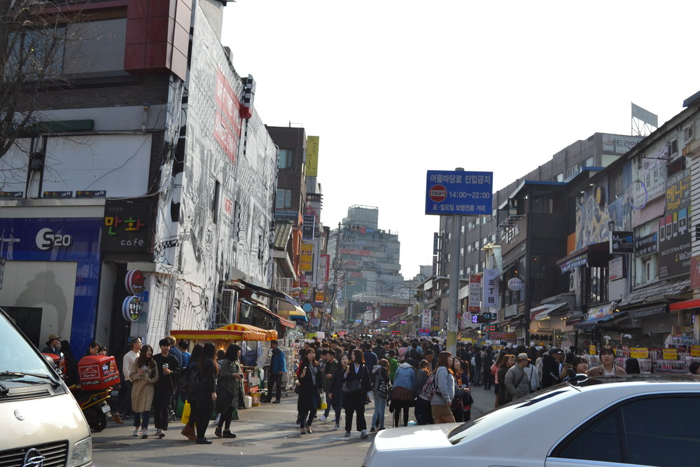 Things to do in Korea - Hongdae, Seoul