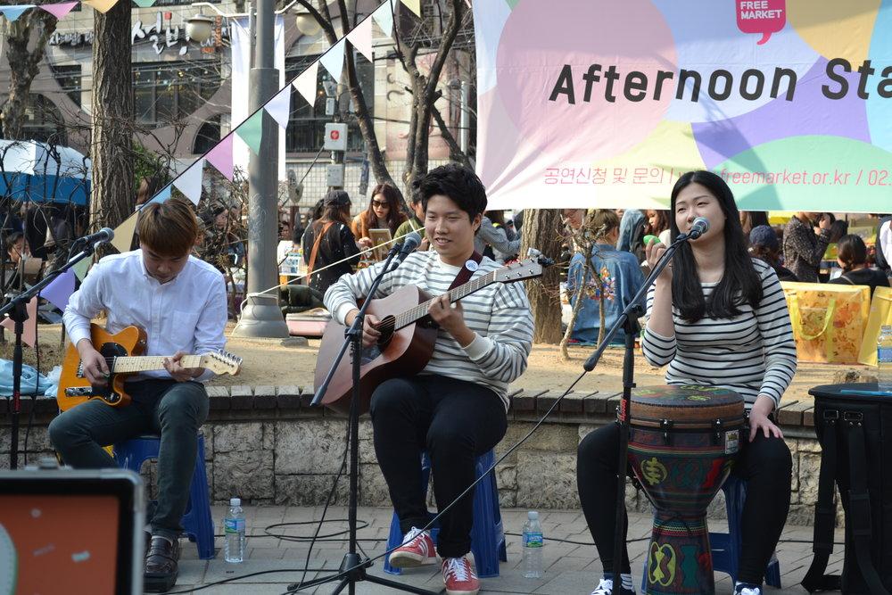 Things to do in Korea - Hongdae, Seoul