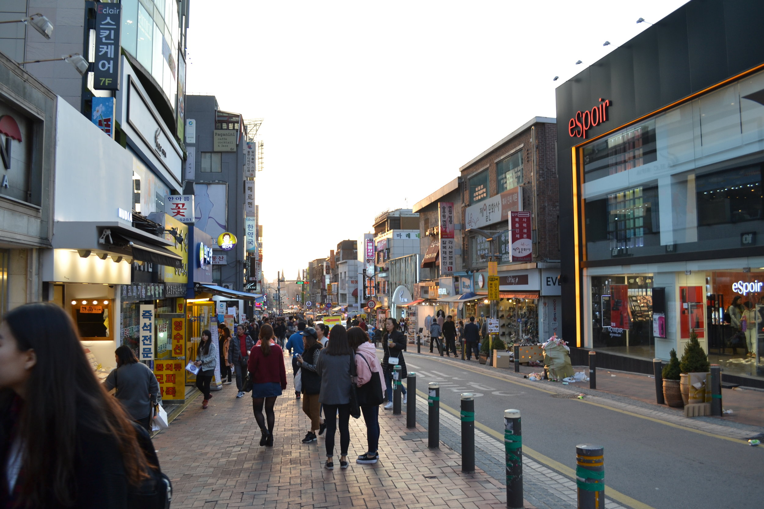 Things to do in Korea - Ewha Women's University, Sinchon, Seoul