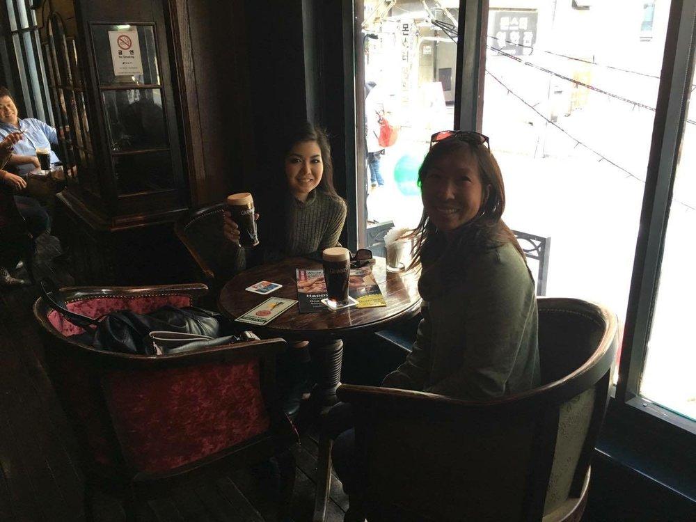 Things to do in Korea - Gangnam, Seoul, Irish Pub Dublin