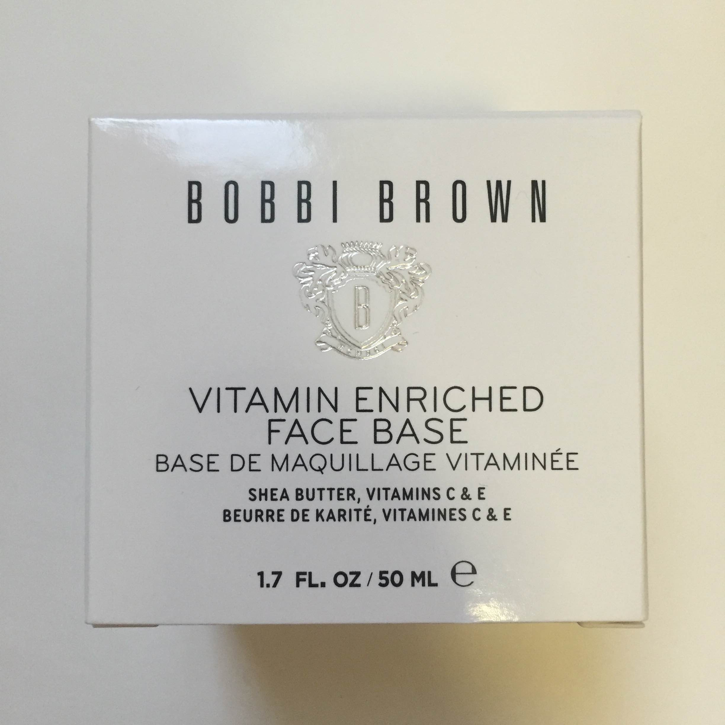 Bobbi Brown Vitamin Enriched Face Base (Primer) Review