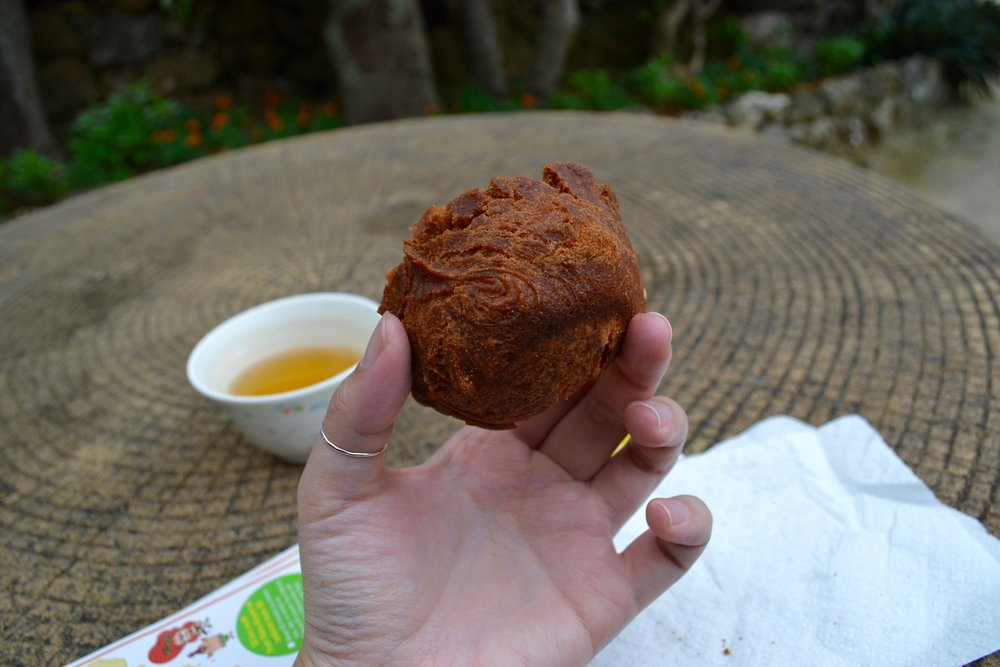 Brown sugar Andagi SO NOMS