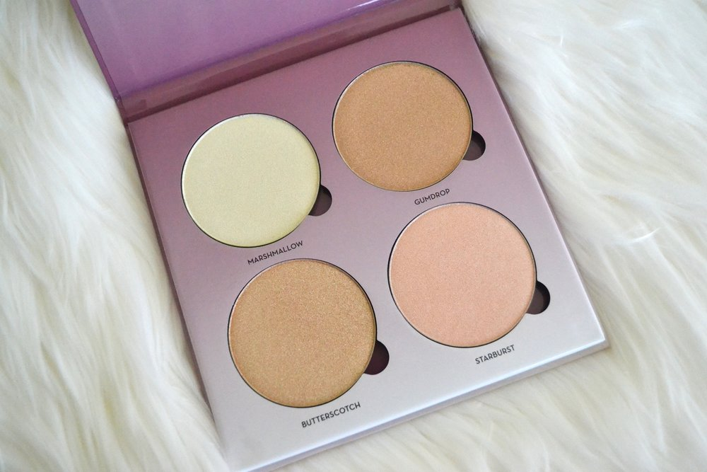 Anastasia Beverly Hills Sugar Glow Kit Review and Swatches