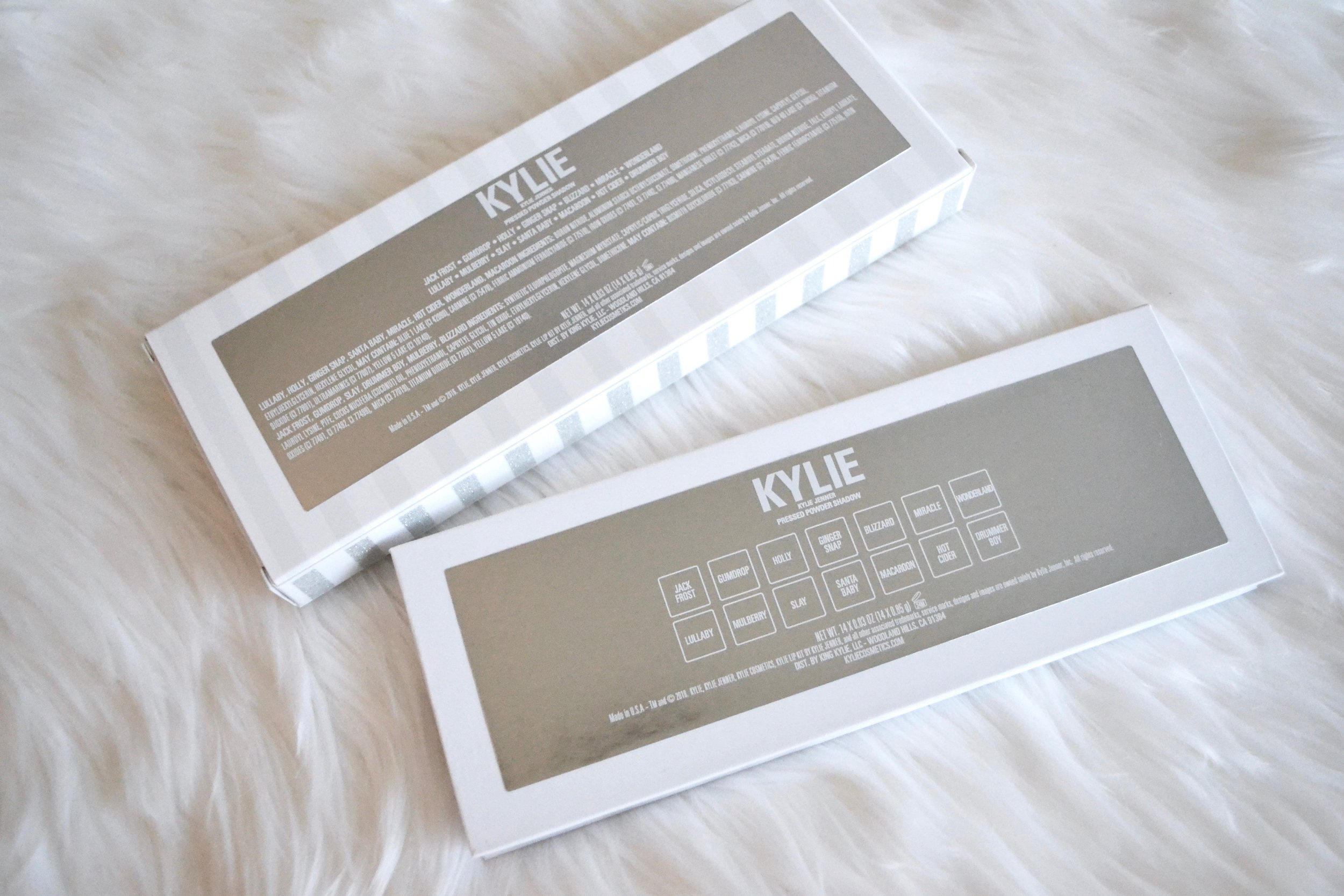 Kylie Cosmetics The Nice Palette Review and Swatches
