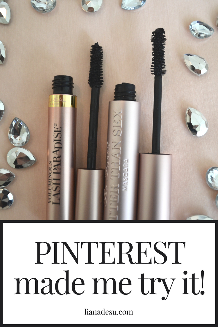 Pinterest made me try it! Drugstore Dupes for Luxury Makeup