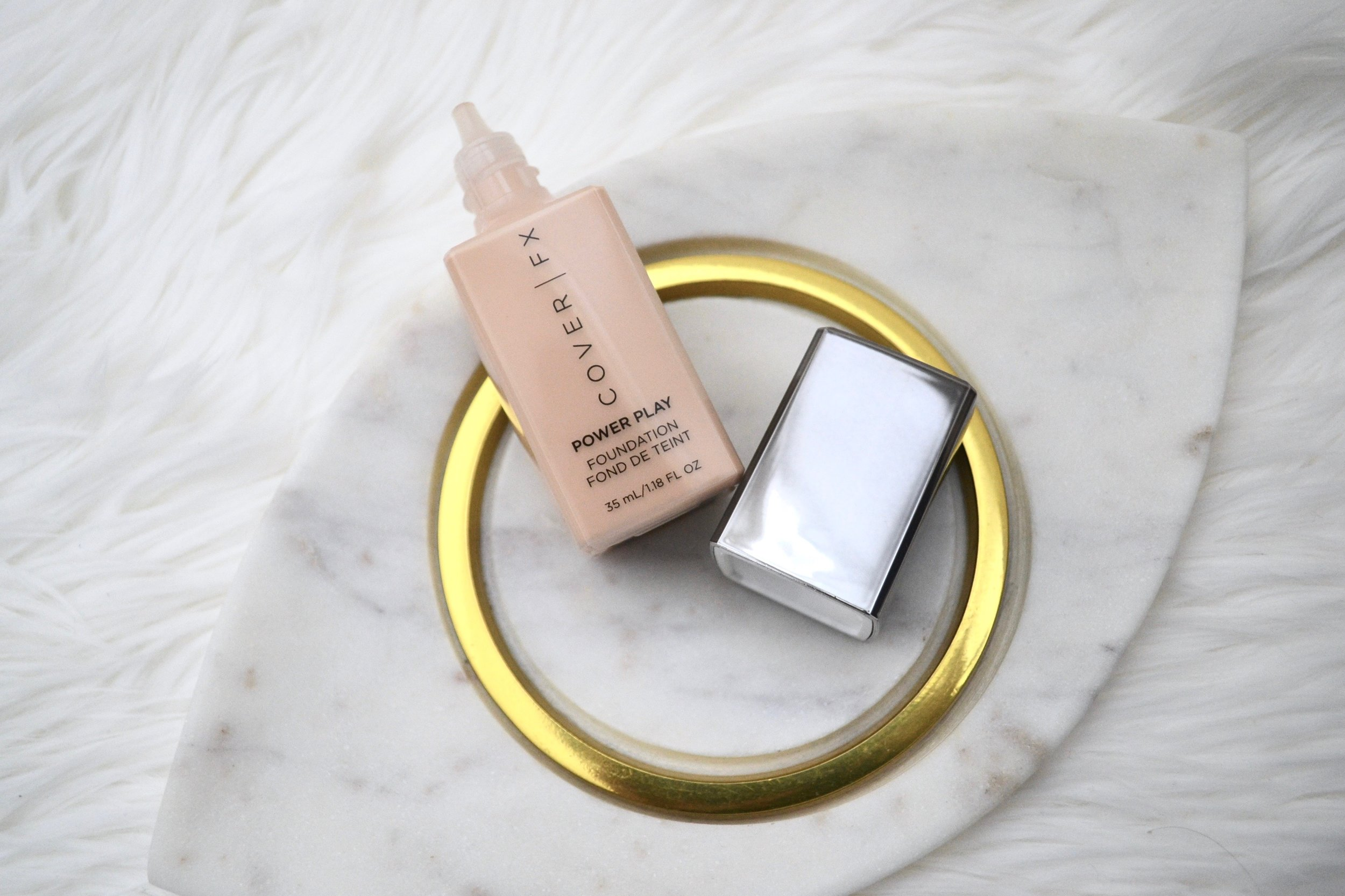 Cover FX Power Play Foundation - Full Review