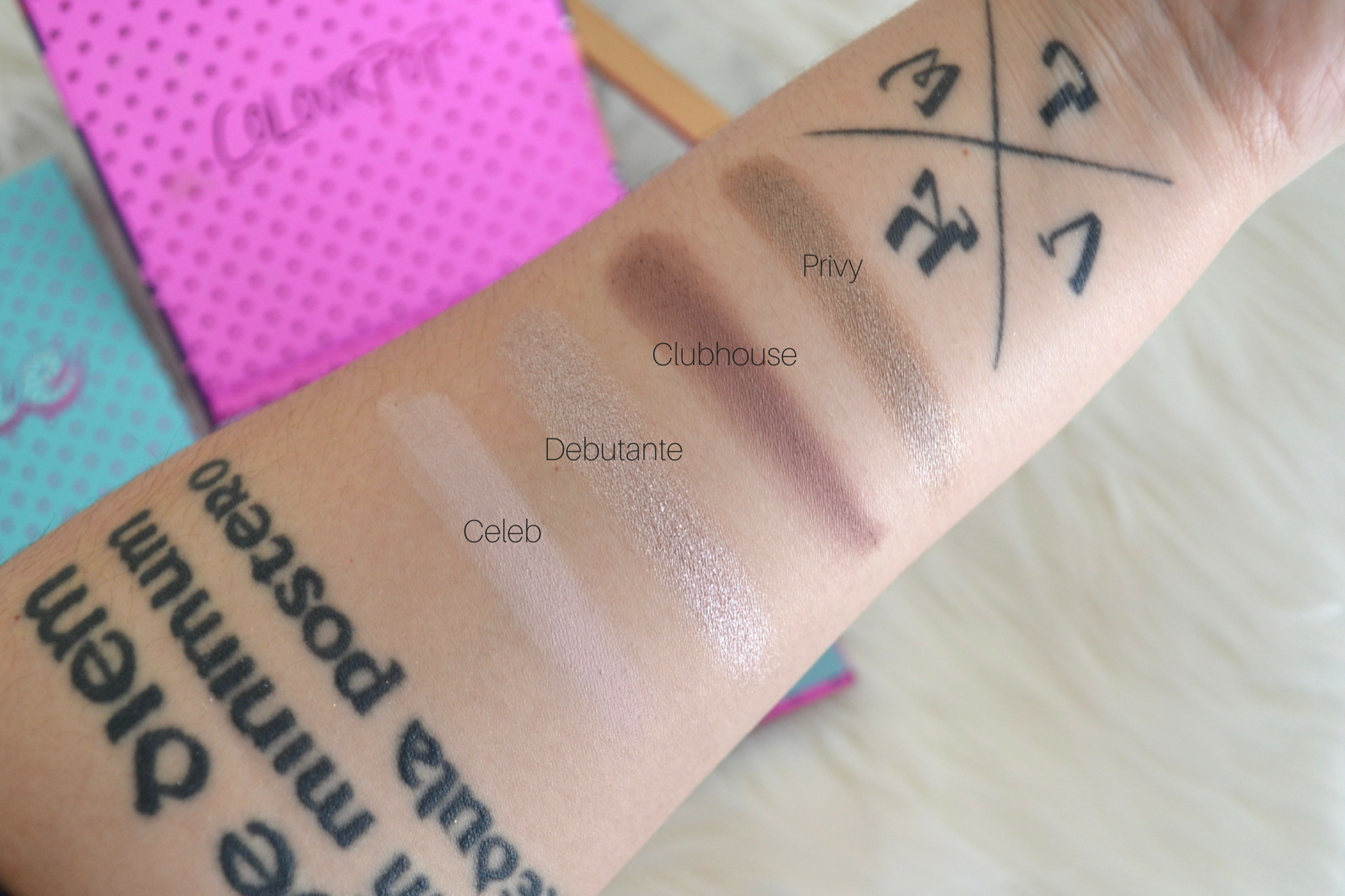 ColourPop Cosmetics Fame Palette - Review and Swatches. Best Cool-Toned Palette?