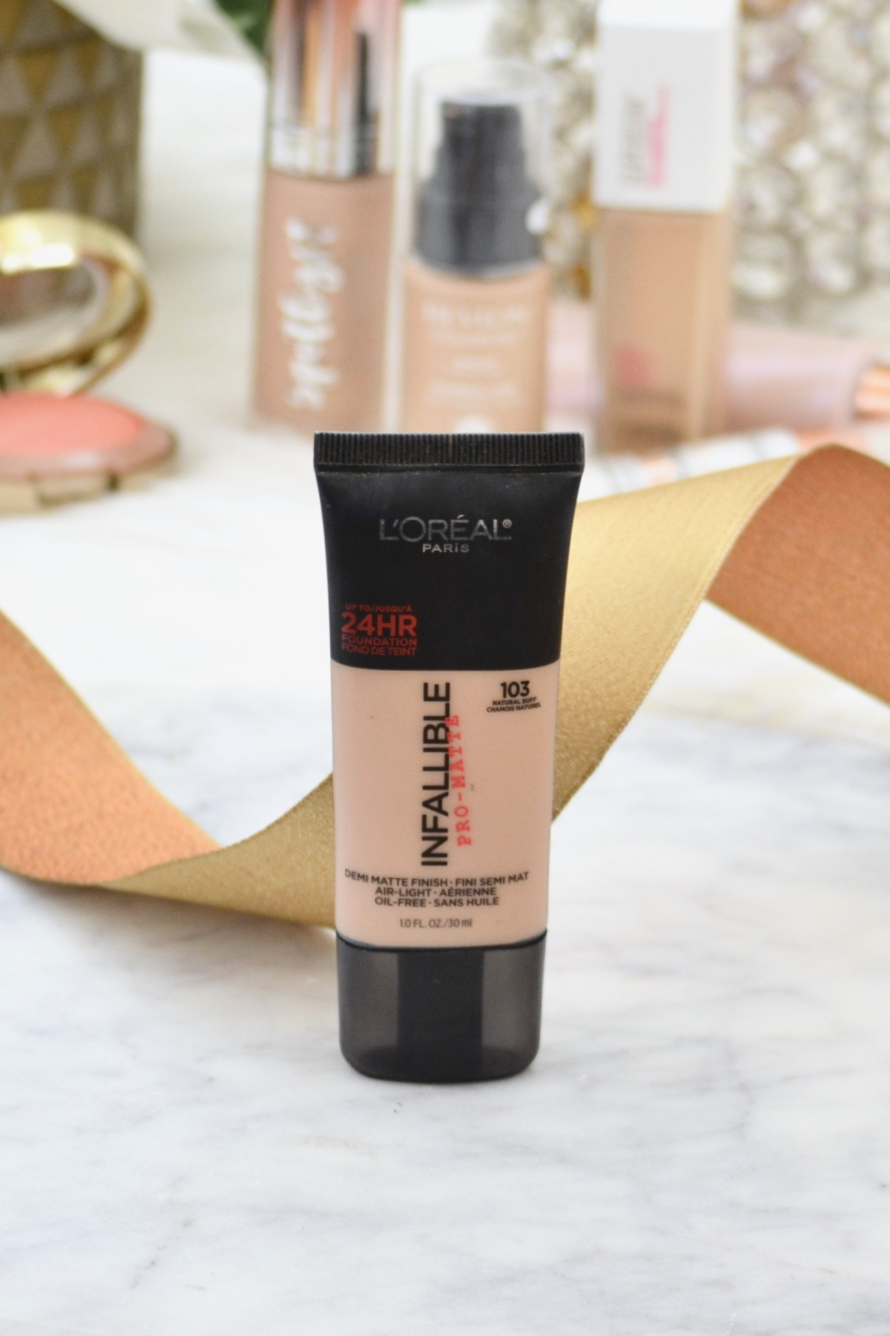best long-wear foundations for hot weather loreal pro matte