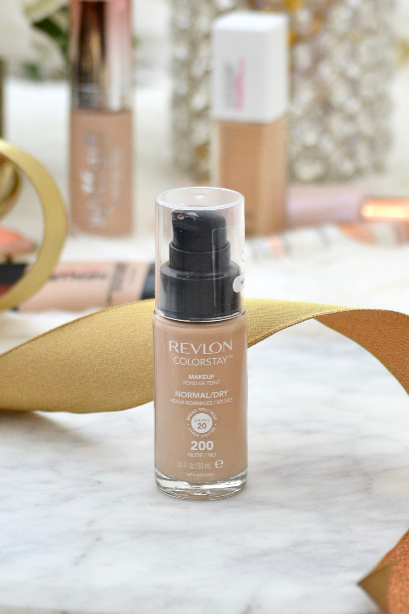best long-wear foundations for hot weather revlon colorstay