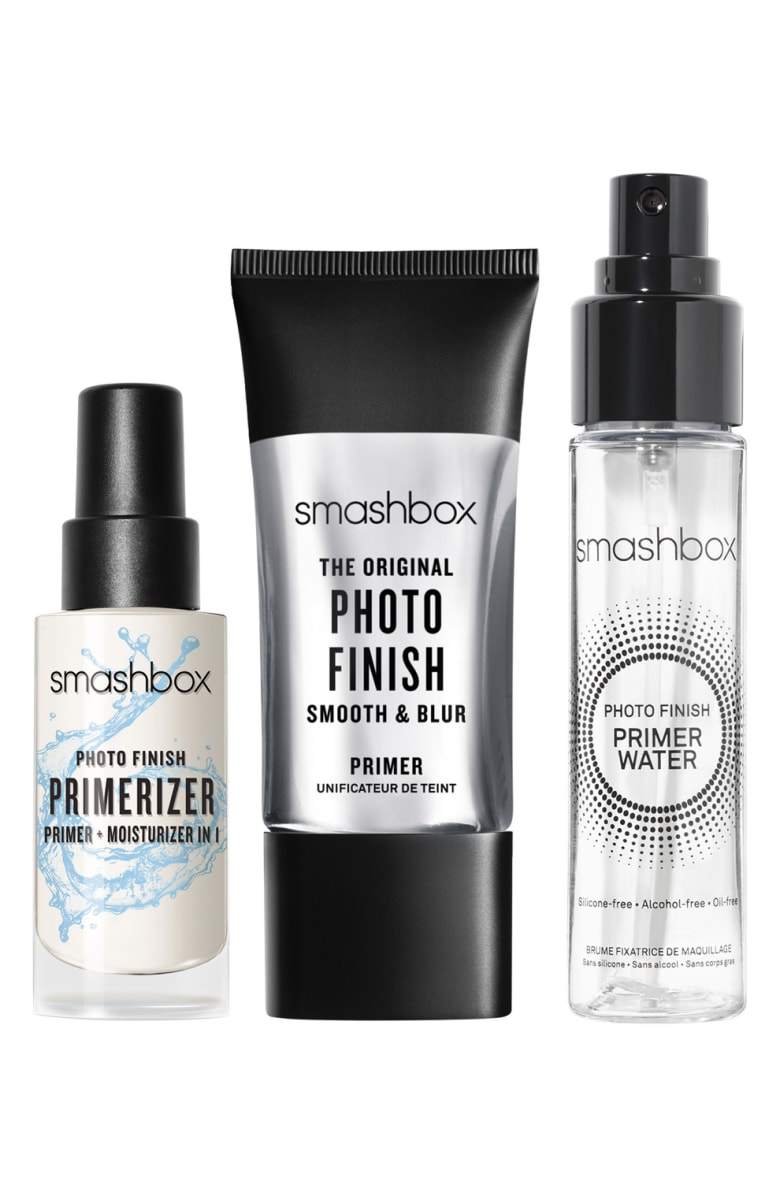 - Another set of really popular products! The primer seriously has a cult following. You get a full-sized primer in this set, which normally retails for $36. Umm... that's more than this set costs? Need I say more?