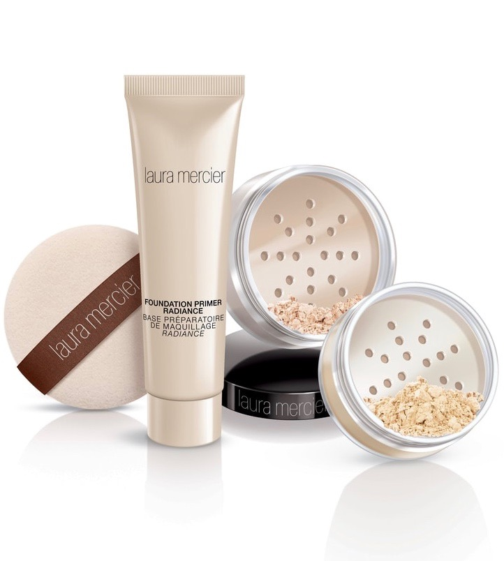 - Although each product in this set is travel-sized, it's a great chance to try out some of Laura Mercier's most popular products without having to pay for a full-sized product. And you can't go wrong with the Translucent Setting Powder! That powder is still my go-to setting powder after years of using it.