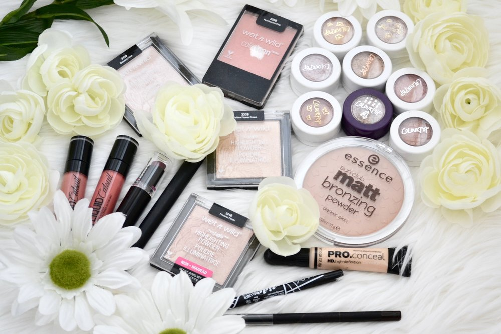 Best Drugstore Makeup Under $5