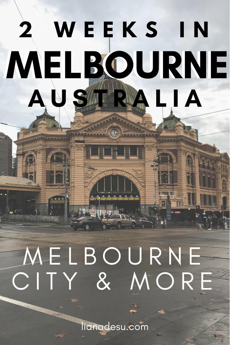 melbourne city flinders stations