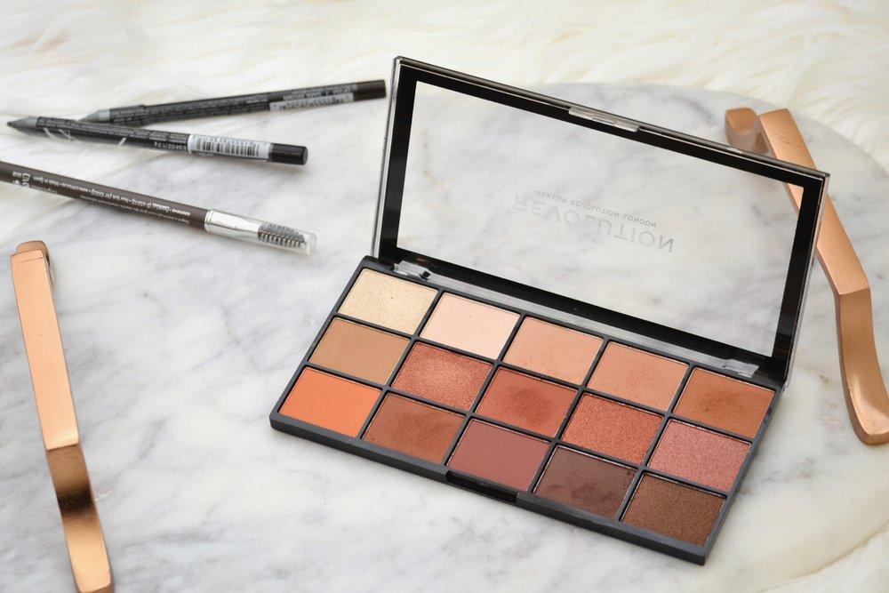 makeup revolution reloaded palette iconic fever