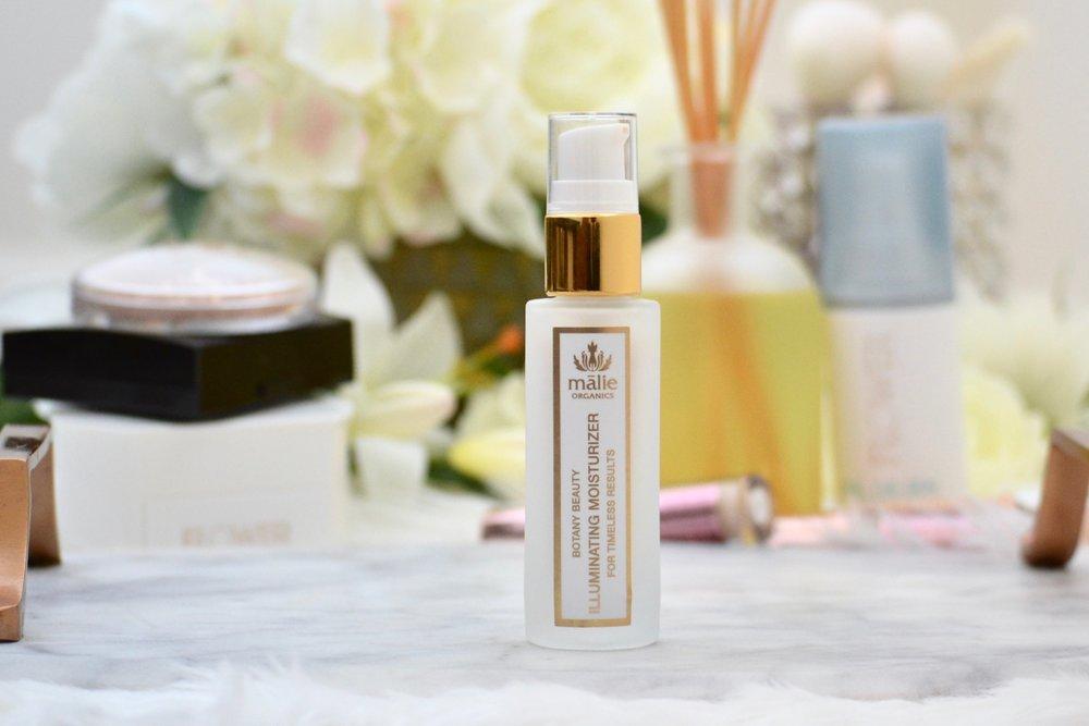 malie organics illuminating moisturizer
