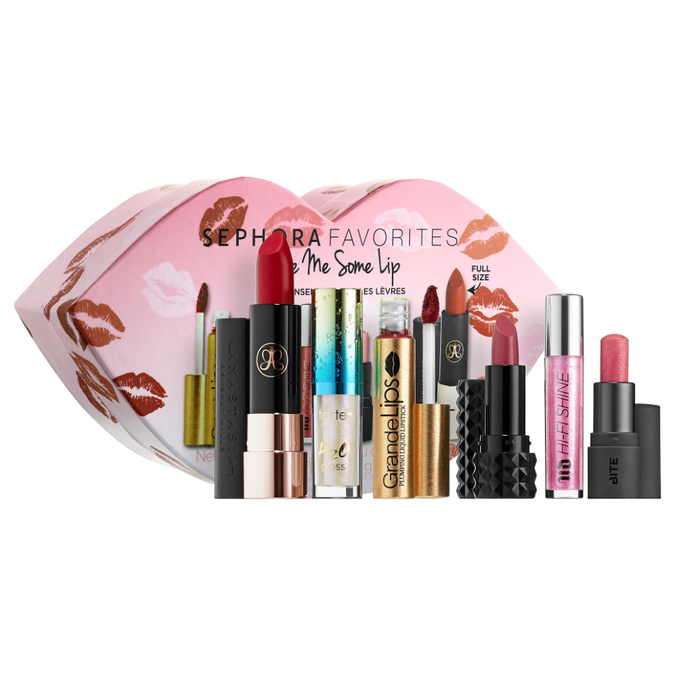 Sephora Favorites – Give Me Some Lip