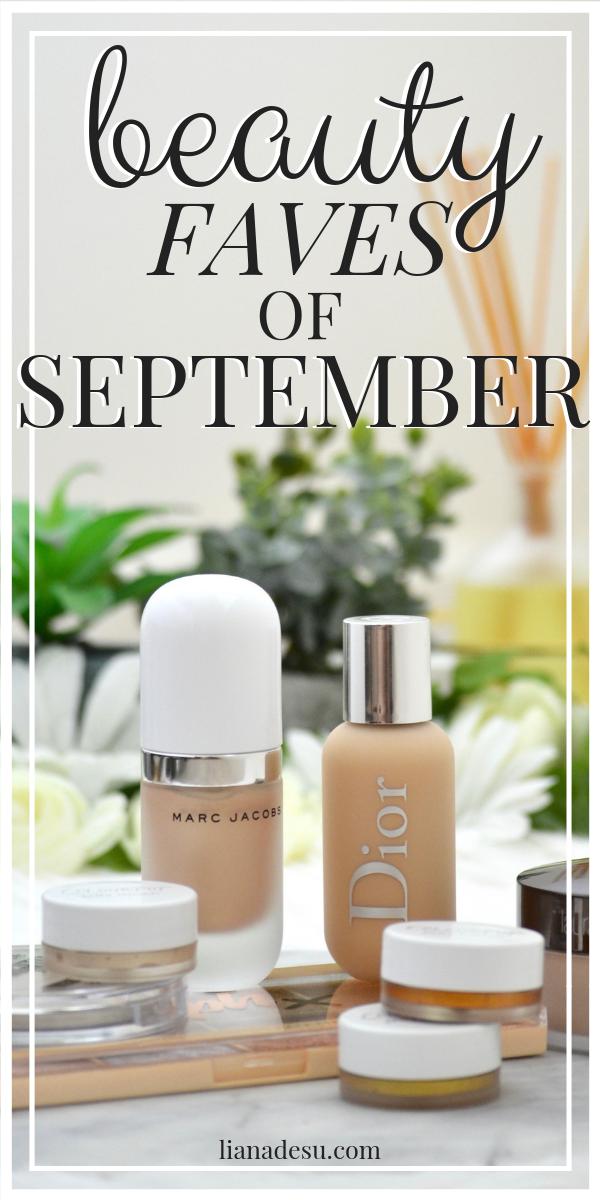 september makeup favorites - lianadesu.com