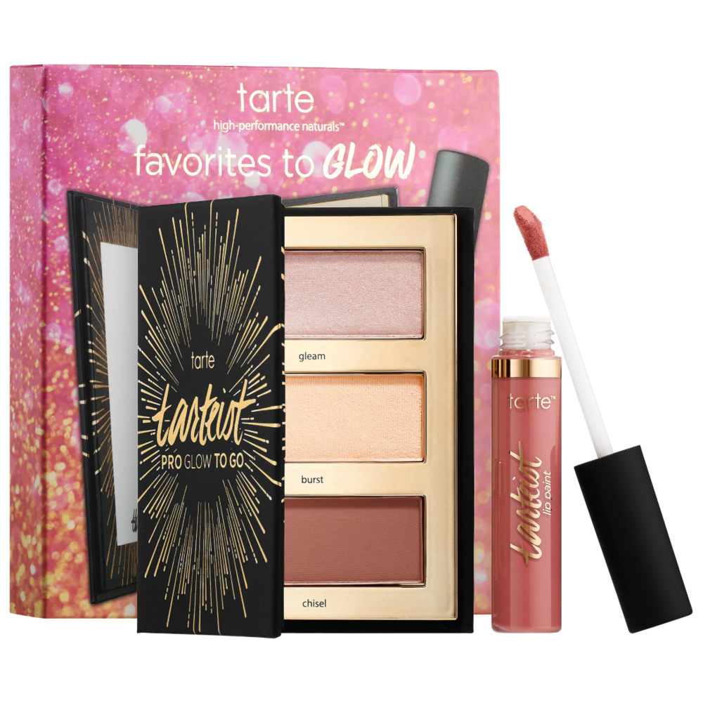 Tarte Favorites to Glow Color Collection.png