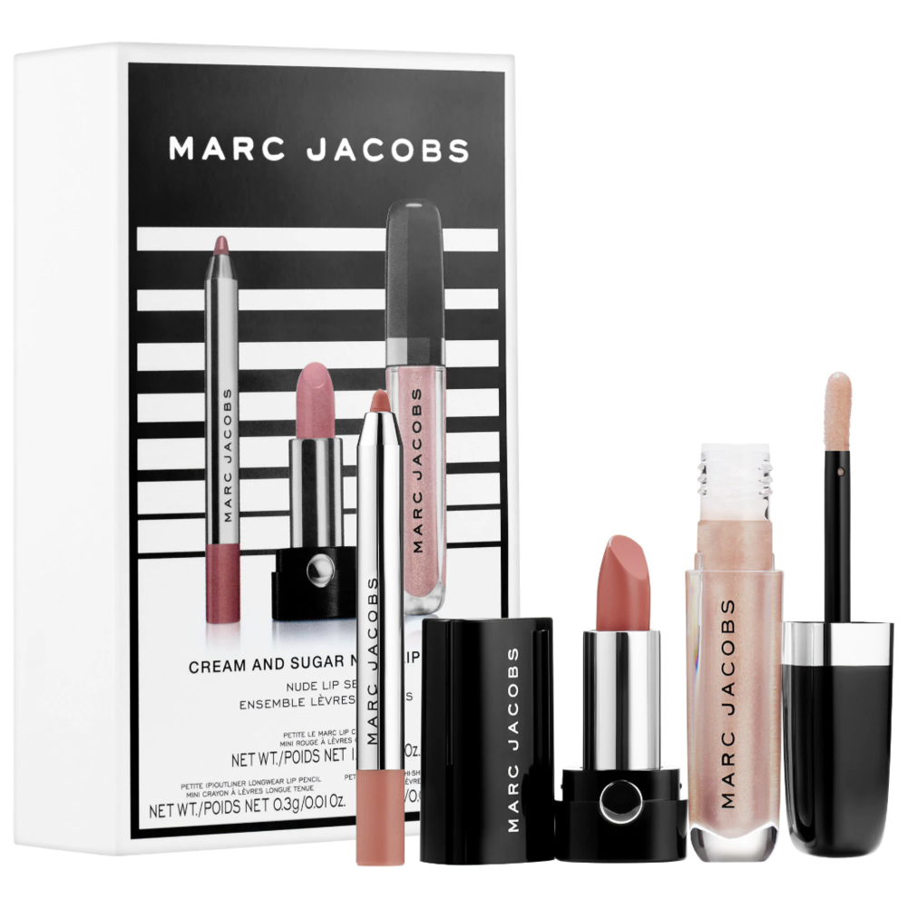 Marc Jacobs Cream and Sugar Nude Lip Trio Set.png