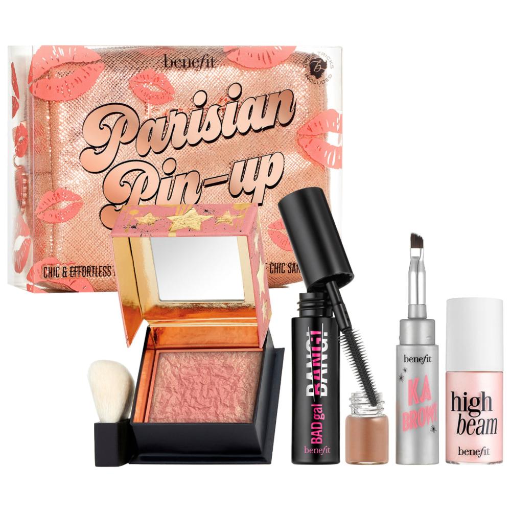 BENEFIT COSMETICS Parisian Pin Up Brow, Mascara & Highlight Mini Kit.png