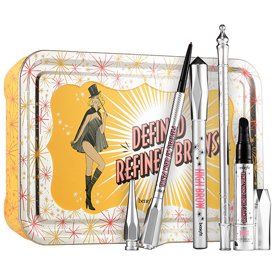 BENEFIT COSMETICS Defined & Refined Brow Kit.png