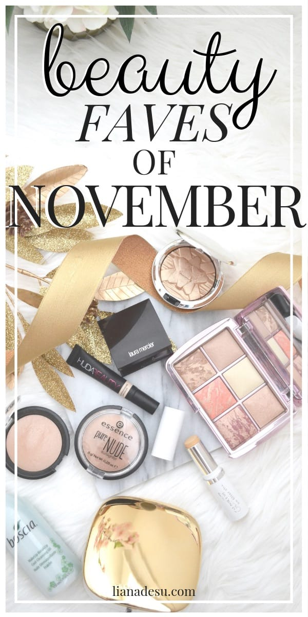 November was another great month for beauty products - from makeup to skincare and from drugstore to luxury. Check out what the best makeup and skincare products of October were! #makeup #skincare #drugstoremakeup #luxurymakeup #bestmakeup