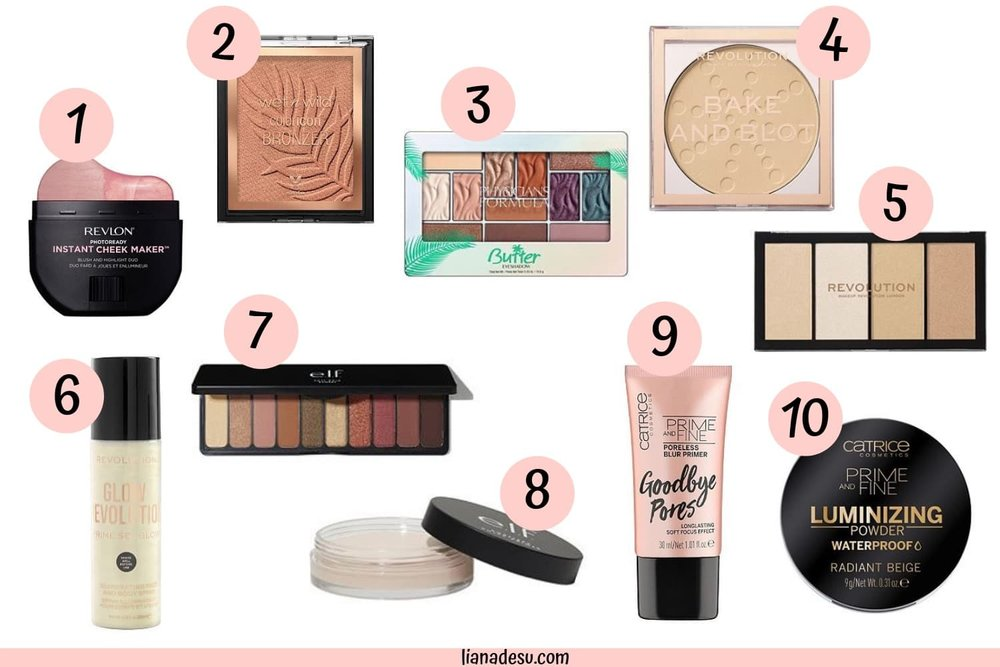 There are a ton of new drugstore makeup products newly released! Find out what new products you should try in 2019! #drugstore #makeup #new