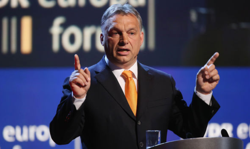 Prime Minister Viktor Orbán (Source: Getty)