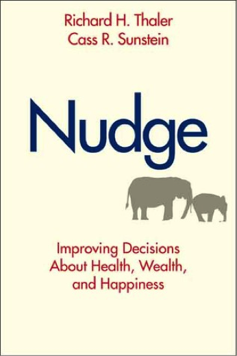 "Thaler is the co-author of the best-selling book, ""Nudge,"" about helping people to make better decisions. Credit : Goodreads"
