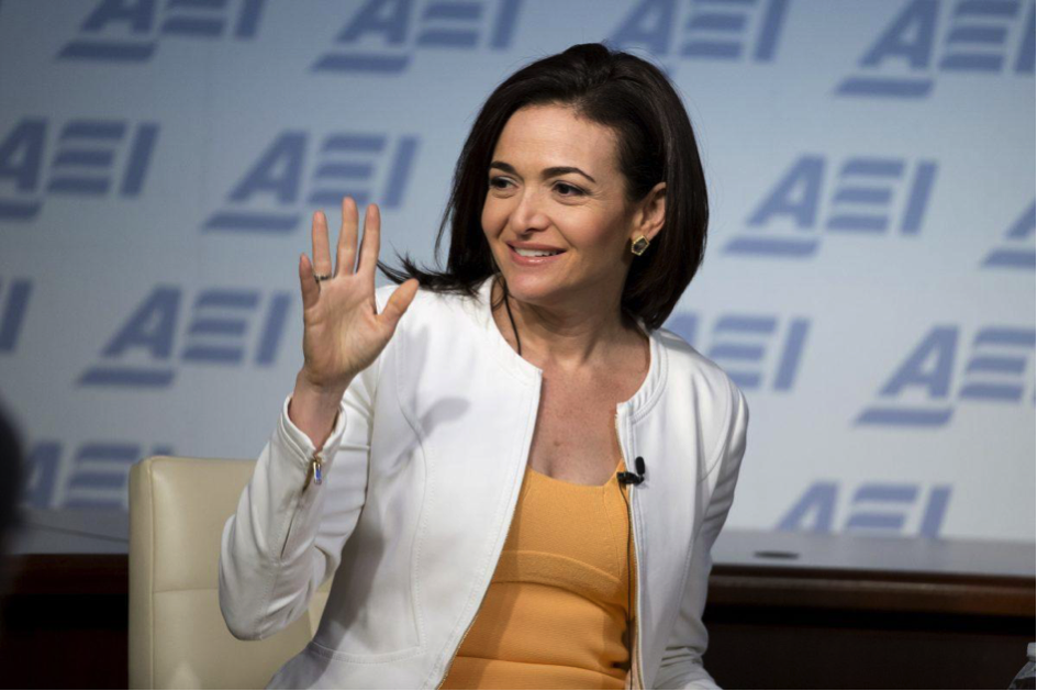 Sheryl Sandberg in Washington D.C. (Credit: Forbes)