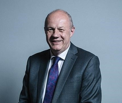 Damian Green. Credit:  Chris McAndrew / WikiCommons