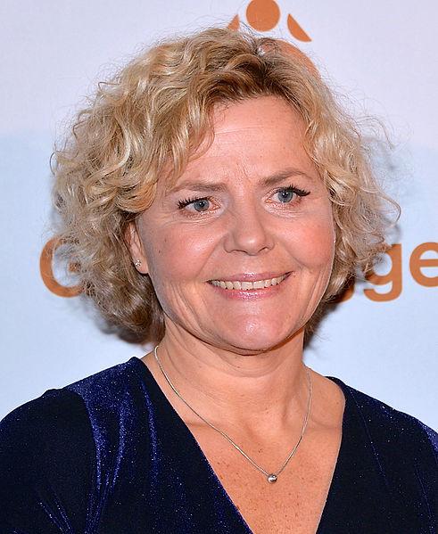 Anna Serner. Source:  Frankie Fouganthin/WikiMedia