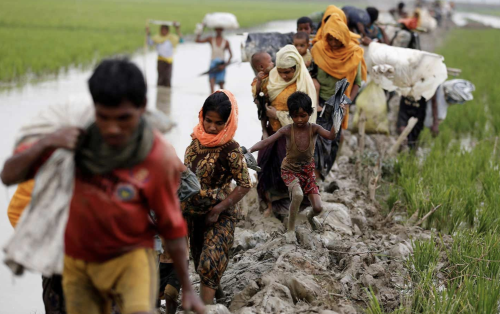 Credit: Reuters / Mohammad Ponir Hossain
