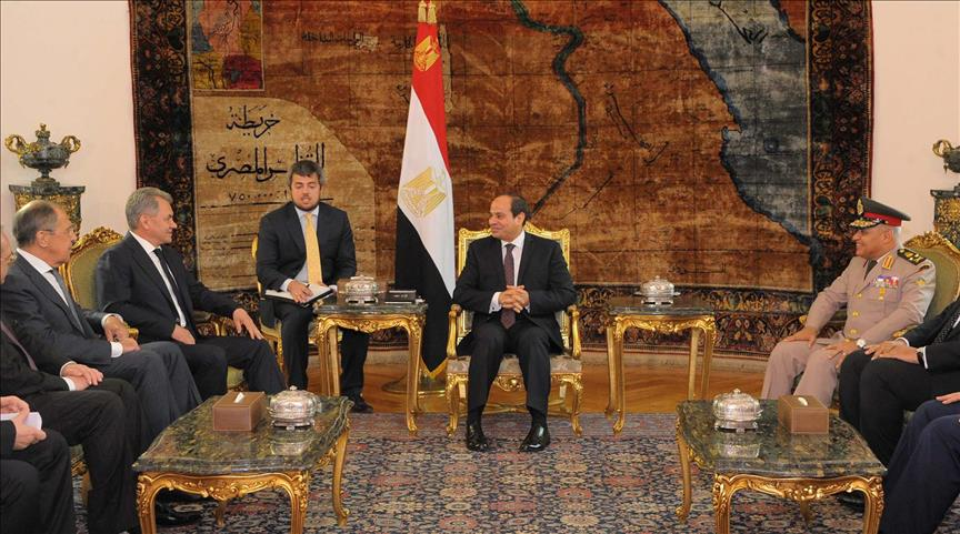 (Photo courtesy of: http://aa.com.tr/en/middle-east/russia-egypt-to-discuss-military-cooperation/984999)