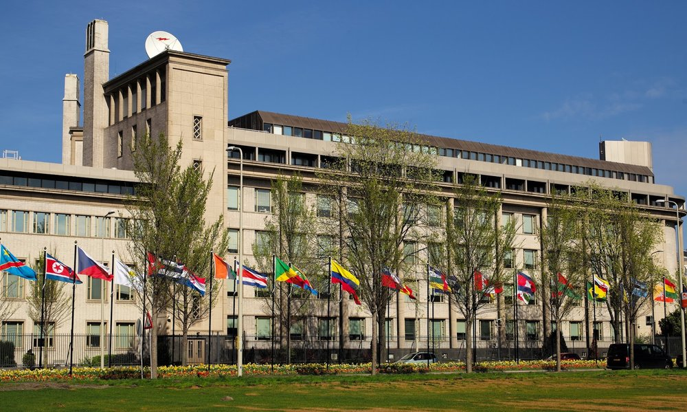 The International Criminal Tribunal for the Former Yugoslavia.  Credit: Roman Boed/Flickr