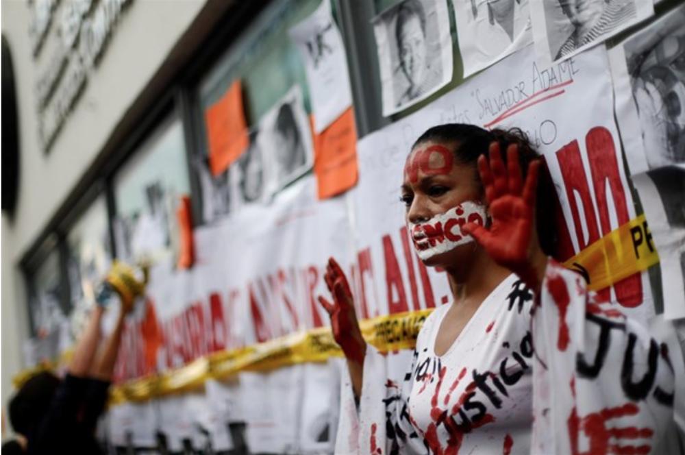 Reuters, Edgard Garrido