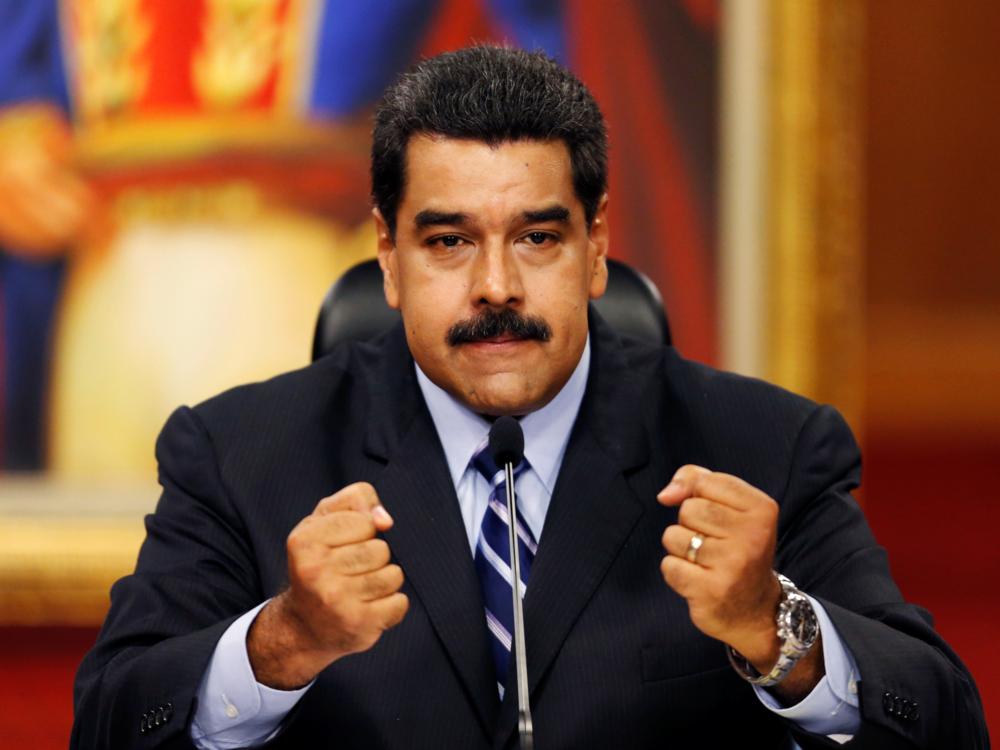 Current Venezuelan President Nicolás Maduro (Business Insider)