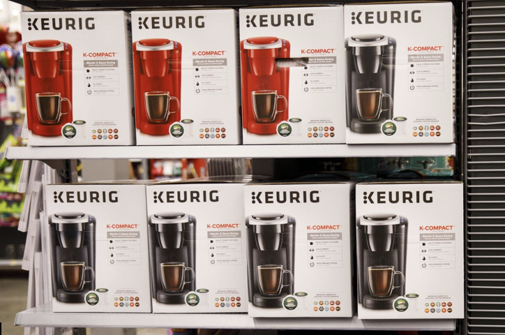 Keurig is acquiring Dr Pepper Snapple. (Photo: Patrick T. Fallon - Bloomberg)