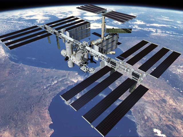(International Space Station)