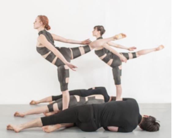 Photo: Khambutta Dance Company Dancers, by Colleen Cooke from www.broadwayworld.com