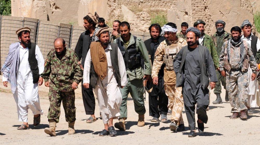 Source:Wikimedia Commons: Taliban insurgents