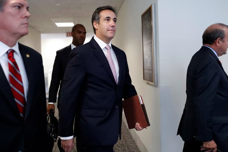 Michael D. Cohen (Pablo Martinez Monsivais/Associated Press)