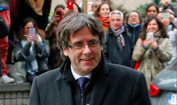 Carles Puigdemont (The Guardian)