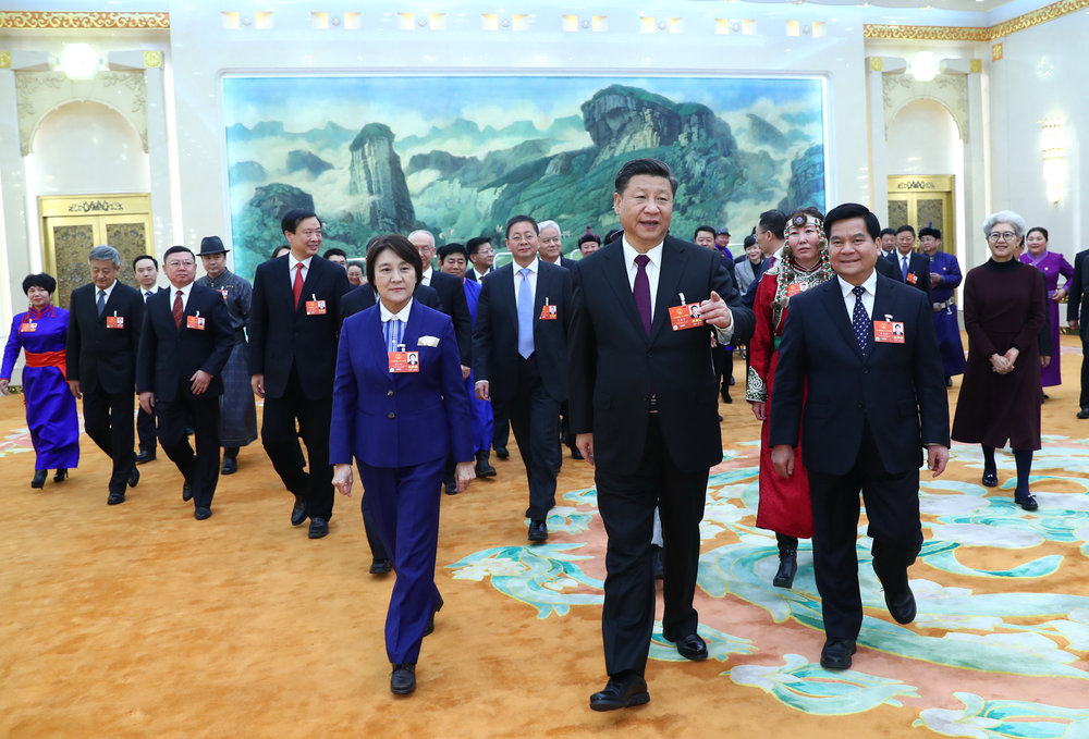 Chinese President Xi Jinping (Ifeng News)