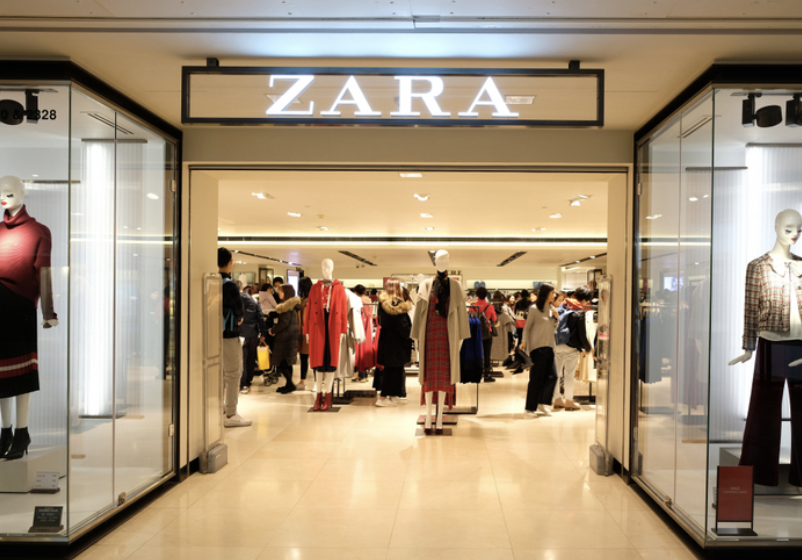 Zara turns to robots to speed up services. (Photo: PYMNTS)