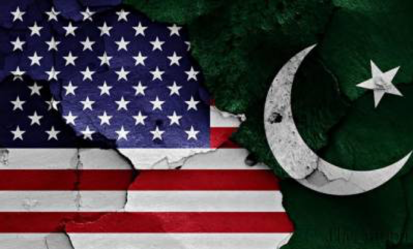 ( Tensions between the two nations have worsened due to the fight against the Taliban in Afghanistan, which the US believes Pakistan is not helping with ; Credit: The Nation, March 26th, 2018).