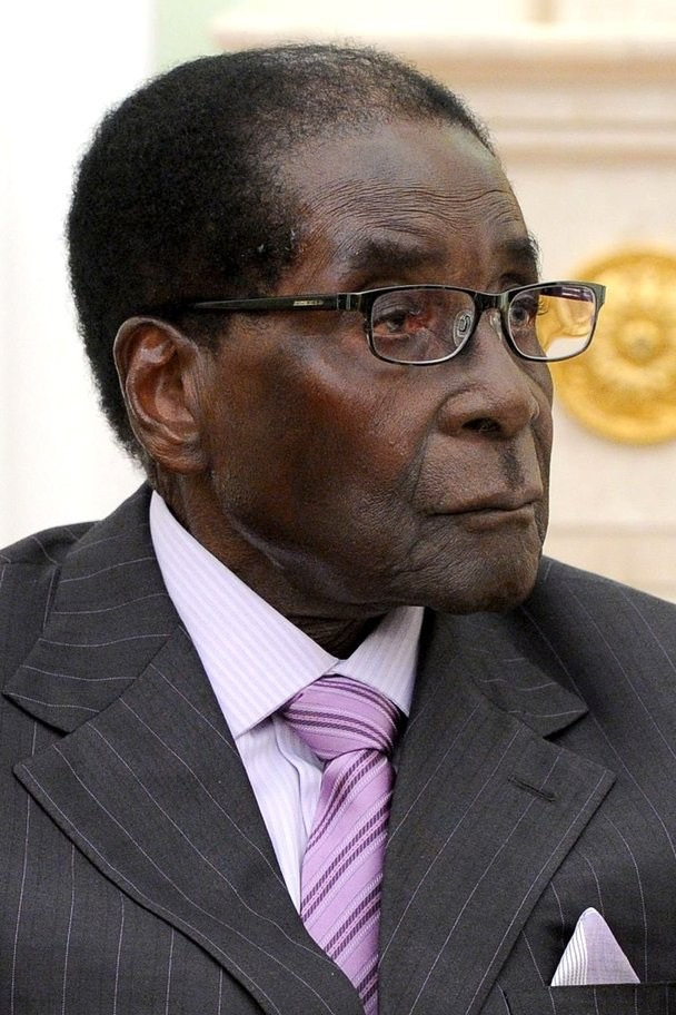 Ousted President Robert Mugabe (Source:  wikimedia )