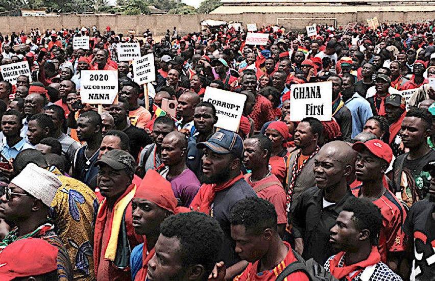 Francis Kokoroko / Reuters