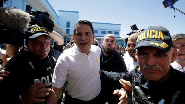Fabricio Alvarado Muñoz, Source:  Reuters/ BBC